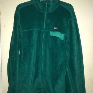 Patagonia Women's Full Zip Re-Tool Fleece Jacket